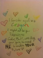Crayon by Paper-Angel-LT3