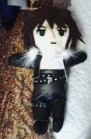 Squall Plushie by anime-palace-ping