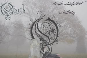 Death Whispered a Lullaby by X-ample