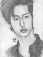 Kai : EXO : k-pop for @Evey483 by ocecen