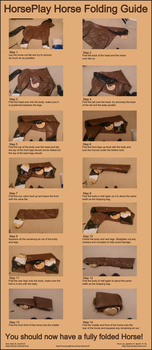 HorsePlay Horse Folding Guide by Dead-pon3