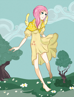 Fluttershy by Luminofor