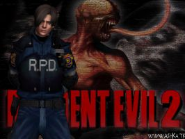 Leon Kennedy by that-damn-ash-kid