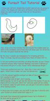 Fursuit Tail Tutorial Thingie by weisewoelfin