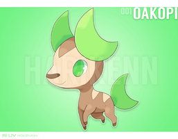001 Oakopi by harikenn