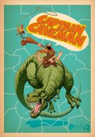 Captain Caveman by Forty-Nine