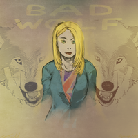 DW - Bad Wolf by Lingaring