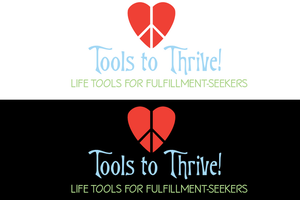 Tools to Thrive! Logo Entry by DANgerous124
