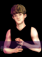 Exo: Chen by FerisDraJ