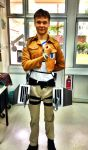 Jean Kirstein - Attack on Titan Cosplay 1 by alagon1