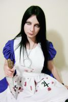 Alice Liddell Cosplay 5 by LucyIeech