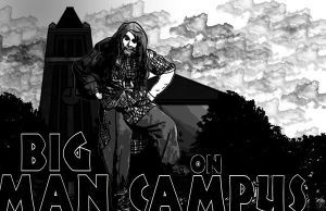 the big man on campus by slothsart