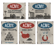ACME Products by PropMedic