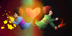 UnderTale A Road to Choose by Ichigon203