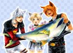 Fight For The Fish by Ecthelian