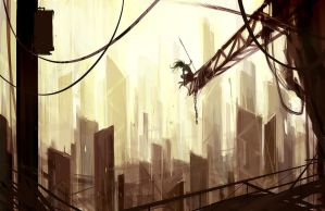 another city by tobiee