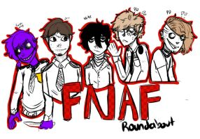 FnaF Roleplay and Ask Blog! by SatanicAsch