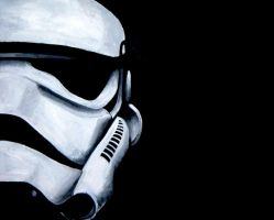 Stormtrooper by Catherine-OC