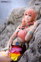 Final Fantasy XIII - Vanille 9 by KiaraBerry
