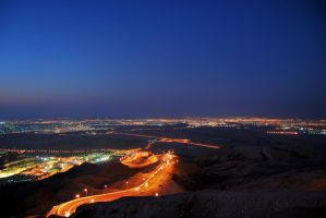 Beautiful Al Ain by sachin0487