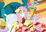 Fascinated fluttershy by radiantrealm