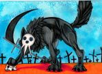Lord Death Wolf by Midnight101