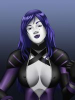 Mistress of the Night by Branded-Curse