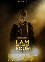 I Am Number Four Fan Poster by amidsummernights