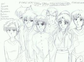 Forever Fornever by Megumi-Urimeshi