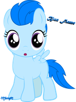 what? - Blue Flame by mirry92