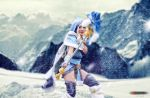 Dota 2 Crystal Maiden - Snow Storm by MilliganVick
