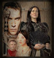 The Tudors Poster by hnl