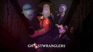 Night of The Living Update 2, Ghostwranglers by Createvi
