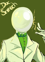 Doc Scratch by matelkirby
