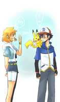 PKMN:: So we meet again by OCibiSuke