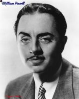 William Powell by HalloweenMAGE