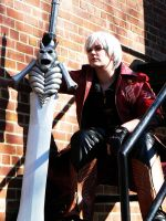 DMC4 Dante by endofnonentity