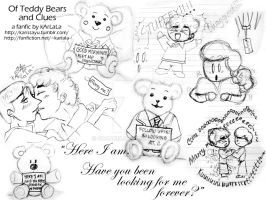 Of Teddy Bears and Clues by cr0quis