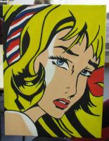 Pop Art- Completed by Shinigamichick39