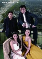 Jet Li and Jackie Chan - Celebridades by Jet-Li-2012