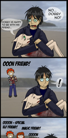 HP: Ooooh Friend by Heliotrope-Housecat