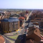 Leon Tilt Shift by carnedepsiquiatrico