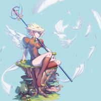 Nina - Breath Of Fire III by qiqo