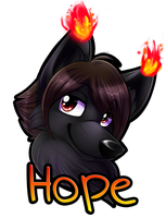 Hope Badge by AlexDachshund