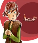 HTTYD - Hiccup by mirmin