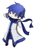 Vocaloids Kaito by daitoshi
