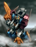 Optimal Optimus by EspenG