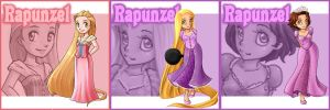 Patch Redux: Rapunzel by Street-Angel