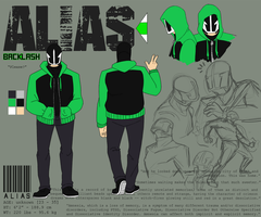 ALIAS REFERENCE UNLOCKED by Contramonster