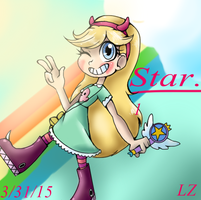 *{\\\ Star Butterfly ///}* by LenaZoni